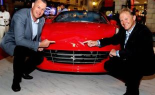 Anyone Can Win a Ferrari Valued at Over R3,5 Million!