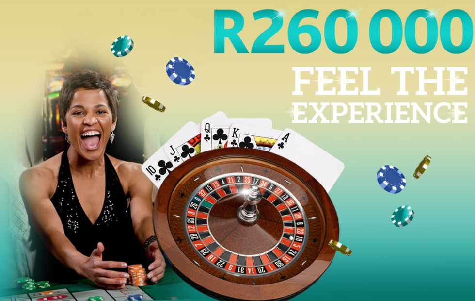Over R260,000 in CASH and FreePlay to be won