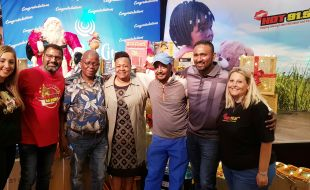 Gold Reef City loves making Christmas wishes come true!