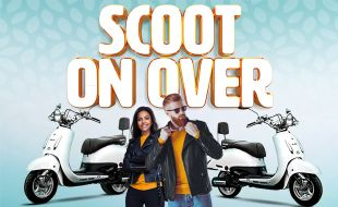 Scoot on Over