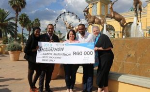 Shave, Spray or Donate with Gold Reef City's CANSA Shavathon